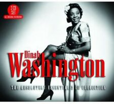 Dinah Washington - Absolutely Essential [New CD] UK - Import