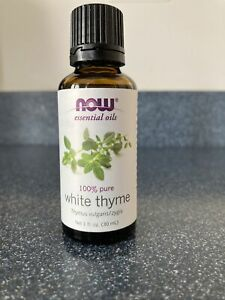 Now Essential Oil - White Thyme. 1 Oz Bottle