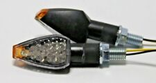 2X LED MOTORCYCLE TURN SIGNAL BLACK DEVIL FOR KTM 125 200 390 690 990 DUKE NEW