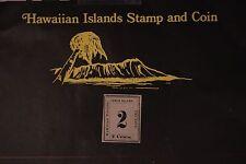 56 HAWAII SCOTT #24 OG UNUSED 1864 KINGDOM OF HAWAII NUMERALS