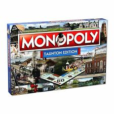 Monopoly Taunton Edition Famille propriété Trading Board Game