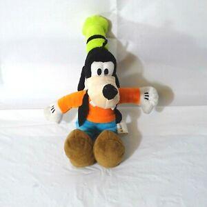 Disney Goofy Dog Plush Stuffed Animal Toy 11 inches FLAWS