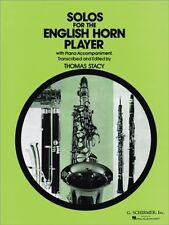 Solos for the English Horn Player; Book Only; P Thomas. - 9780793508723