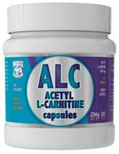 ALC , Acetil L-Carnitina 200 cps da 1000 mg Acetyl Carnitina - Muscle Center