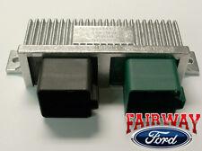 00 thru 07 F250 F350 F450 F550 OEM Genuine Ford Glow Plug Control Module Unit