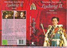(VHS) Ludwig II.-Helmut Berger, Romy Schneider, Trevor Howard, Gert Fröbe (1972)