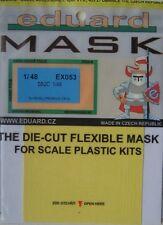 Eduard 1/48 EX053 Canopy Mask for the Revell/Promodeller SB2C Helldiver