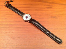 Nuevo - Vintage Reloj Watch Montre CHIPIE Quartz 23 mm Black - New expo
