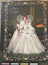 NEW Queen Elizabeth I 2004 Barbie Doll Mattel Gold Label  NRFB