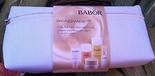 Babor Skinovage Calming Sensitive Travel Set: Cleansing, Day Cream, Eye Serum