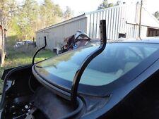 2007-2012 LEXUS ES350 TRUNK LID HINGES LEFT AND RIGHT BLACK ORIGINAL FACTORY
