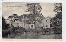 CAMLARG HOUSE, DALMELLINGTON: Ayrshire postcard (C24394)