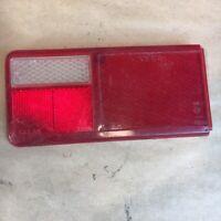 OEM Morris Marina VEGA Rear Right RH Tail Light Lens Red Backup SAE R4 3272
