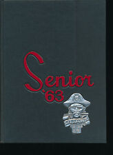 Ottawa IL Ottawa Township High School yearbook 1963 Illinois