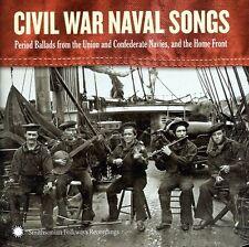 Dan Milner - Civil War Navy Songs [New CD]