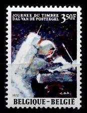 Apollo 15. astronauta David R. Scott sulla luna. 1w. Belgio 1972