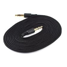 2M 3.5mm Male to Male Audio Stereo MP3 Headphone Extension Cloth Cable ca#21