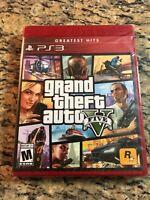 Grand Theft Auto V 5 Greatest Hits - PS3 BRAND NEW / FACTORY SEALED GTA5