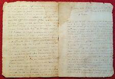 W234-COSENZA,IL BEATO ANDREA AVELLINO ELETTO PROTETTORE,RELAZIONE COEVA,1627 (?)