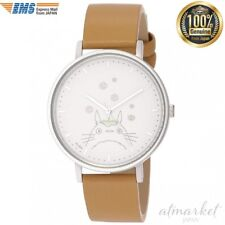 NEW ALBA My Neighbor Totoro Adult Ghibli Watch ACCK412 Leather Band 2018 EMS