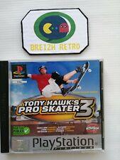 😍Jeu Sony Playstation 1 PS1 Tony Hank's Pro Skater 3 Complet Notice PAL TB😍