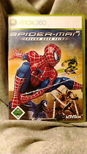 XBOX 360 - Spiderman - Komplett!