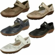 Velcro Floral Shoes for Women