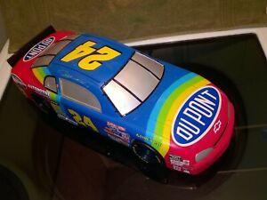 "1998 NASCAR Jeff Gordon #24 hot wheels Car Carrier Holder Storage 16.5"" Holds 20"