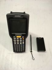 Symbol Barcode Scanner model #Mc3090-Gg0Nfck00Ww