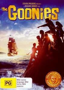 The Goonies DVD - 25TH Anniversary (PAL, 2010) VGC, FREE POST