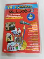 I CARTONI DELLO ZECCHINO D'ORO 3 - DVD OTTIMO USATO, 26 CANZONI, RARO! ANTONIANO