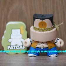 """Kidrobot 2006 3"""" Fatcap Series 1 DER Graffiti Spray Can Vinyl Figure Dunny"""