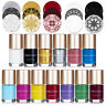 9ml Nail Stamping Polish Black White Silver Nail Art Stamp Varnish NICOLE DIARY