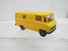 eso-13101Wiking 1:87 Mercedes Transporter Post mit minimale Gebrauchsspuren