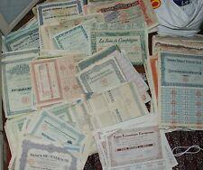 !!! A SAISIR: lot de 40 TITRES DIFFÉRENTS !!!! (A)