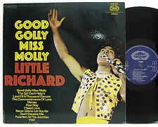 Little Richard good Golly Miss Molly Hallmark NM # T