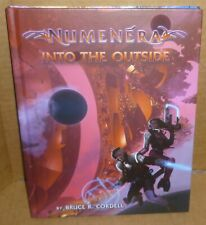 Numenera INTO THE OUTSIDE w/ Map RPG Book