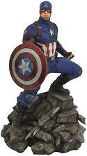 Captain America Statue Diamond Select Marvel Porte clef