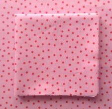Cath Kidston Spotted 100% Cotton Craft Fabrics