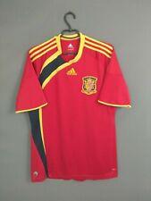 Spain Jersey 2008 2009 Home L Shirt Camiseta Football Soccer Trikot Adidas ig93