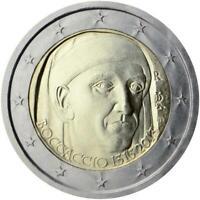 2 euro Italia 2013 Giovanni Boccaccio