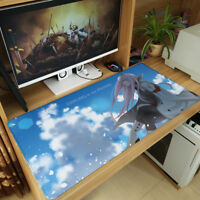 Anime Fate Grand Order Merlin Mouse Pad Play Mat GAME Mousepad  40*70cm#YW