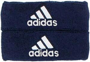 ADIDAS Unisex Q06318 Interval 1-inch Muscle Band, Collegiate Navy/White O/S