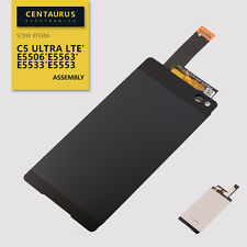 US For Sony Xperia C5 Ultra E5506 E5563 E5533 Touch Screen Digitizer LCD Display