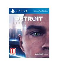 Juego Sony PS4 Detroit become Human