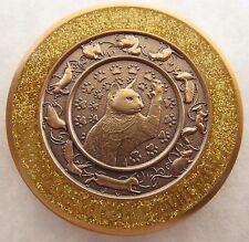 Duncan Geocoin - Sparrow Edition - Cat Coin