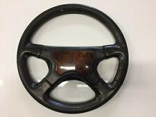 Italvolant Prestige 375mm Wood leather steering wheel