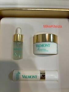 Valmont Moisturizing with a Mask 15ml + Moisturizing Booster 4ml + Serumulsion 5