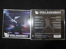 CD THIN LIZZY / STILL DANGEROUS / LIVE AT THE TOWER THEATRE PHILADELPHIA 1977 /