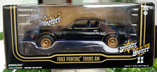 1980 Pontiac Firebird Trans Am Smokey & the Bandit II 1:24 green light 83031